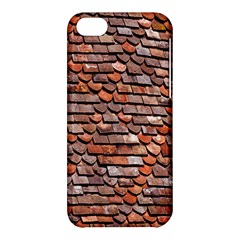 Roof Tiles On A Country House Apple Iphone 5c Hardshell Case by Amaryn4rt