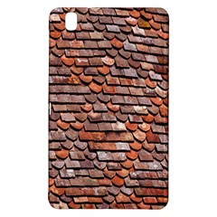 Roof Tiles On A Country House Samsung Galaxy Tab Pro 8 4 Hardshell Case by Amaryn4rt