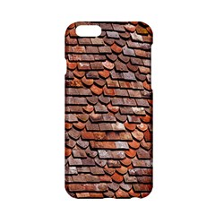 Roof Tiles On A Country House Apple Iphone 6/6s Hardshell Case by Amaryn4rt