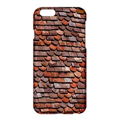 Roof Tiles On A Country House Apple Iphone 6 Plus/6s Plus Hardshell Case by Amaryn4rt