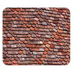 Roof Tiles On A Country House Double Sided Flano Blanket (small)