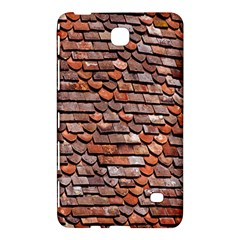 Roof Tiles On A Country House Samsung Galaxy Tab 4 (7 ) Hardshell Case  by Amaryn4rt