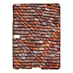 Roof Tiles On A Country House Samsung Galaxy Tab S (10 5 ) Hardshell Case  by Amaryn4rt