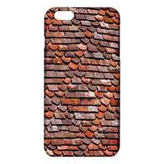 Roof Tiles On A Country House Iphone 6 Plus/6s Plus Tpu Case by Amaryn4rt