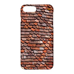 Roof Tiles On A Country House Apple Iphone 7 Plus Hardshell Case by Amaryn4rt