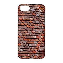 Roof Tiles On A Country House Apple Iphone 7 Hardshell Case by Amaryn4rt