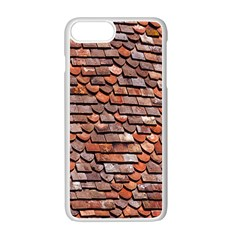Roof Tiles On A Country House Apple Iphone 7 Plus White Seamless Case by Amaryn4rt