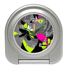 Nameless Fantasy Travel Alarm Clocks by Amaryn4rt