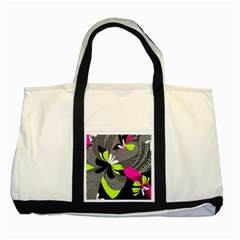 Nameless Fantasy Two Tone Tote Bag by Amaryn4rt