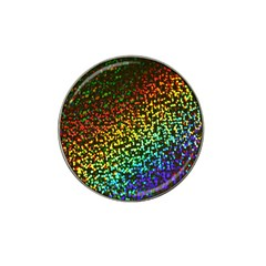 Construction Paper Iridescent Hat Clip Ball Marker (4 Pack) by Amaryn4rt