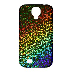 Construction Paper Iridescent Samsung Galaxy S4 Classic Hardshell Case (pc+silicone) by Amaryn4rt