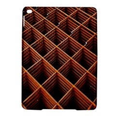 Metal Grid Framework Creates An Abstract Ipad Air 2 Hardshell Cases by Amaryn4rt