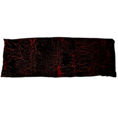 Black And Red Background Body Pillow Case Dakimakura (two Sides)