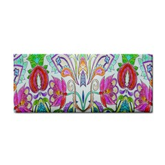 Wallpaper Created From Coloring Book Cosmetic Storage Cases by Amaryn4rt