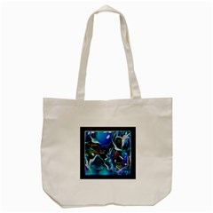Water Is The Future Tote Bag (cream)