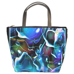 Water Is The Future Bucket Bags by Amaryn4rt