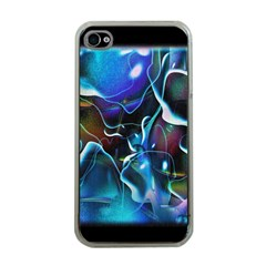 Water Is The Future Apple Iphone 4 Case (clear) by Amaryn4rt