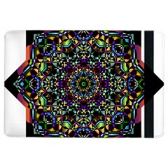 Mandala Abstract Geometric Art Ipad Air 2 Flip by Amaryn4rt
