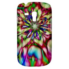 Magic Fractal Flower Multicolored Galaxy S3 Mini by EDDArt