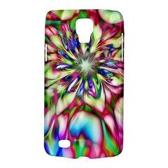Magic Fractal Flower Multicolored Galaxy S4 Active by EDDArt