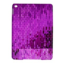 Purple Background Scrapbooking Paper Ipad Air 2 Hardshell Cases by Amaryn4rt