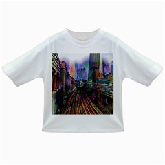 Downtown Chicago Infant/toddler T Shirts