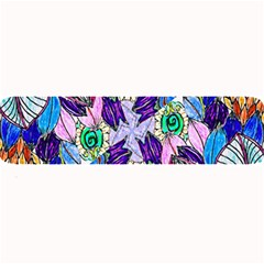 Wallpaper Created From Coloring Book Large Bar Mats by Amaryn4rt