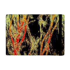 Artistic Effect Fractal Forest Background Apple Ipad Mini Flip Case by Amaryn4rt