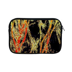 Artistic Effect Fractal Forest Background Apple Ipad Mini Zipper Cases by Amaryn4rt