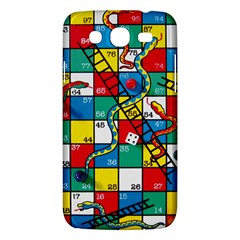 Snakes And Ladders Samsung Galaxy Mega 5 8 I9152 Hardshell Case  by Amaryn4rt