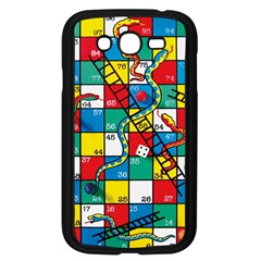 Snakes And Ladders Samsung Galaxy Grand Duos I9082 Case (black) by Amaryn4rt