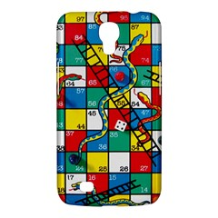 Snakes And Ladders Samsung Galaxy Mega 6 3  I9200 Hardshell Case by Amaryn4rt