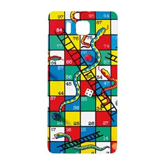 Snakes And Ladders Samsung Galaxy Alpha Hardshell Back Case by Amaryn4rt