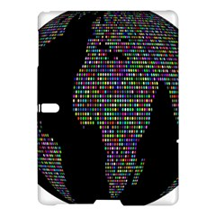 World Earth Planet Globe Map Samsung Galaxy Tab S (10 5 ) Hardshell Case