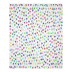 Pointer Direction Arrows Navigation Shower Curtain 60  X 72  (medium)  by Amaryn4rt