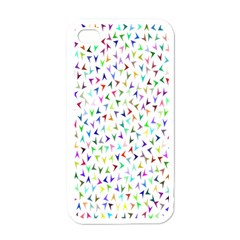 Pointer Direction Arrows Navigation Apple Iphone 4 Case (white)