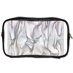 Abstract Background Chromatic Toiletries Bags 2 Side