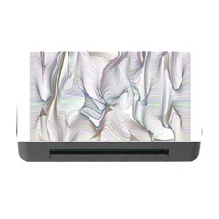 Abstract Background Chromatic Memory Card Reader With Cf by Amaryn4rt
