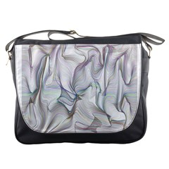 Abstract Background Chromatic Messenger Bags by Amaryn4rt