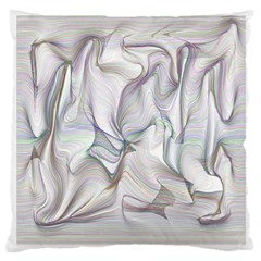 Abstract Background Chromatic Large Cushion Case (two Sides) by Amaryn4rt