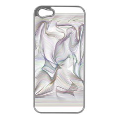 Abstract Background Chromatic Apple Iphone 5 Case (silver) by Amaryn4rt