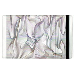 Abstract Background Chromatic Apple Ipad 3/4 Flip Case by Amaryn4rt