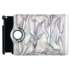 Abstract Background Chromatic Apple Ipad 2 Flip 360 Case by Amaryn4rt