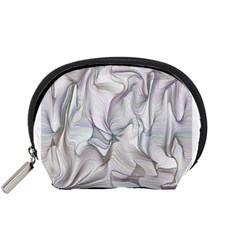 Abstract Background Chromatic Accessory Pouches (small)
