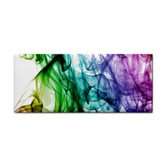 Colour Smoke Rainbow Color Design Cosmetic Storage Cases