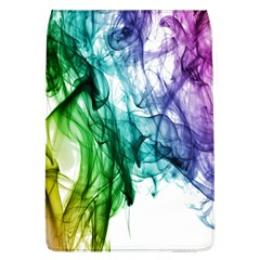 Colour Smoke Rainbow Color Design Flap Covers (l)  by Amaryn4rt