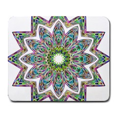 Decorative Ornamental Design Large Mousepads by Amaryn4rt