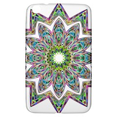 Decorative Ornamental Design Samsung Galaxy Tab 3 (8 ) T3100 Hardshell Case  by Amaryn4rt