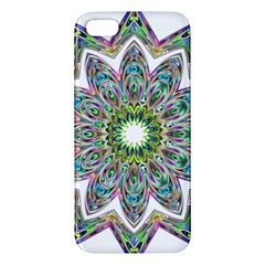 Decorative Ornamental Design Iphone 5s/ Se Premium Hardshell Case by Amaryn4rt