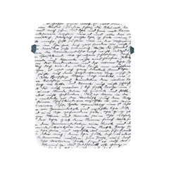 Handwriting  Apple Ipad 2/3/4 Protective Soft Cases